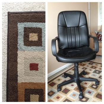 rug-chair